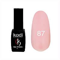 Гель-лак (Коди) Kodi Professional 8 ml № 087