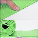 Yoga mat PVC 4 мм, фото 4