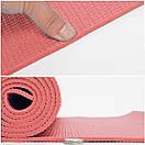 Yoga mat PVC 4 мм, фото 6