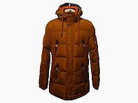 Мужская зимняя куртка - парка на холлофайбере ZPJV