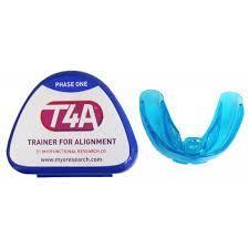 Преортодонтичний трейнер Т4А (м'який, колір: синій)