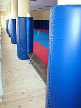 Стеновые протекторы для круглых колонн