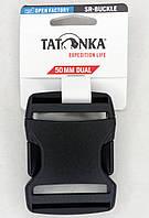Застёжка-фастекс 50мм для ремней Tatonka SR-Buckle чёрная