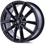 Колесный диск RFK Wheels SLS402 17x7 ET45, фото 2