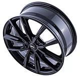 Колесный диск RFK Wheels SLS402 17x7 ET45, фото 3