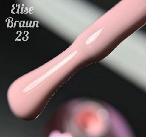 Гель-лак Elise Braun 15 мл, № 23