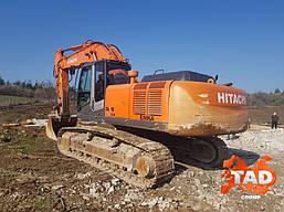 Гусеничний екскаватор Hitachi ZX 350LCH-3 (2014 р), фото 2