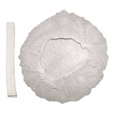 Одноразова шапочка 100 шт