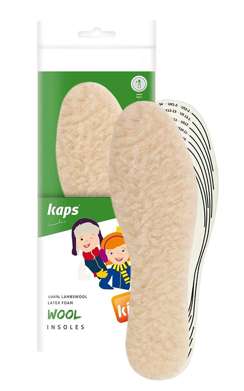 Дитячі зимові устілки Kaps Wool Kids
