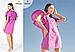 Стильное женское платье, Ora 20013/2, фото 4