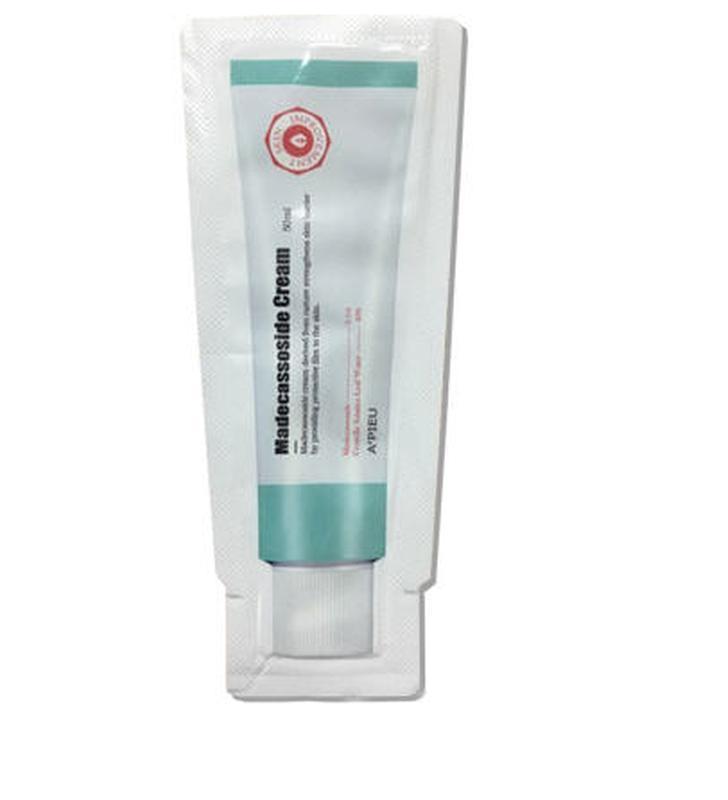 A'pieu Madecassoside Cream Крем с мадекассосидом для чувствительной кожи (пробник)