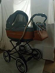 Детская коляска универсальная 2 в 1 Roan Marita Z7 (12 дюймов) (Роан Марита, Польша)