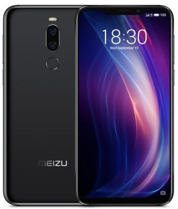 """Смартфон Meizu X8 4/64GB Black Global, 12+5/20Мп, 8 ядер, 2sim, экран 6.15"""" IPS, 3210mAh, 4G"""