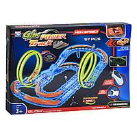 "Трек ""Glow Speed Track"" 49 деталей TENGLEADER (88804)"