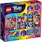 Lego Trolls: World Tour Концерт в городе Рок-на-Вулкане 41254, фото 2