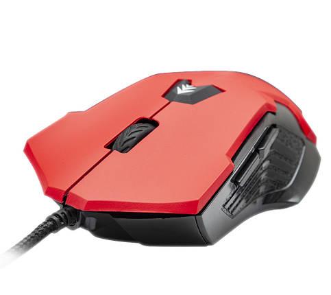Мышь Frime Raptor Red, фото 2