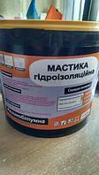 Мастика 5 кг. гидроизоляционная резинобитумная