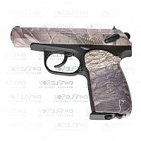 Пневматический пистолет ижмех байкал мр-654к (камуфляж), фото 1