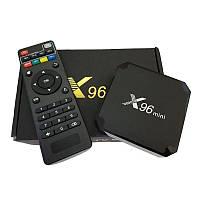 Приставка Smart TV Android box X96 mini 2-16Gb