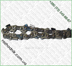 Ланцюг Stihl для електропили 57 ланок (супер зуб 3/8)