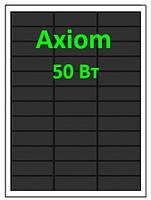 Солнечная панель 50Вт АХ-50М-36 Axioma, фото 1