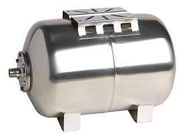 Гідроакумулятор з нержавіючої сталі 50 L Womar