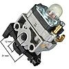 Карбюратор мотокосы 4-T Honda GX 35, фото 2