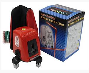 Лазерний нівелір AK 435/ (AcuAngle A8826D)+ЧОХОЛ та Батарейки