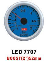 Давление турбины 7707 LED стрелочный диам.52мм, фото 1