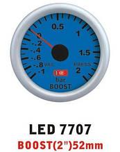 Давление турбины 7707 LED стрелочный диам.52мм