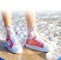 Дождевики для обуви