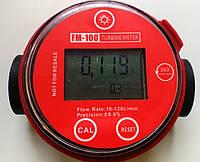 Счетчик жидкости ФМ-100 (FM-100, турбинный) до 100 л./мин.