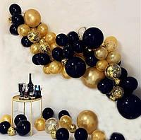 Комплект шаров для арки ( 66 шт ) 005