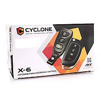 Автосигнализация CYCLONE X6