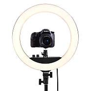 45см Кольцевой свет (55W) Visico RL-18BII-E AC/DC Ring Light Energy Kit, фото 4