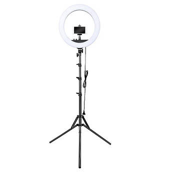 Кольцевой свет 45см (55W) Visico RL-18BII AC/DC Ring Light