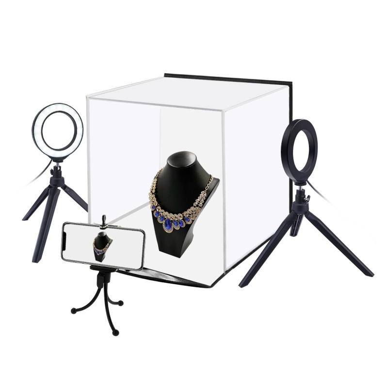 Набір для предметної зйомки Puluz PU5130 (30х30х30см)