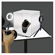 Набор для предметной съёмки Puluz PU5130 (30x30x30см), фото 3