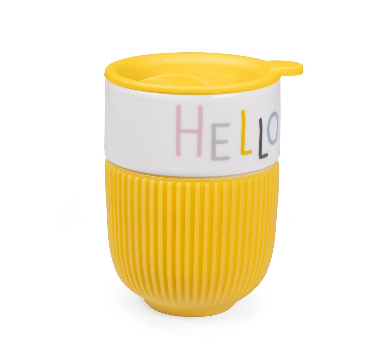 Чашка керамическая BARELL, 350мл.,6 цветов