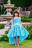 Платье выпускное нарядное для девочки 1132