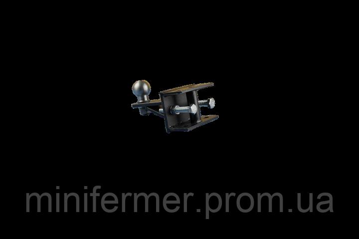 Фаркоп (переходной сцепной узел СЦ38) для мотокрактора