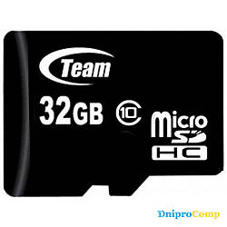 Карта памяти Team 32GB microSD class 10