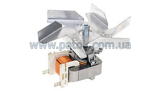 Двигатель вентилятора конвекции с крыльчаткой для духовки Electrolux