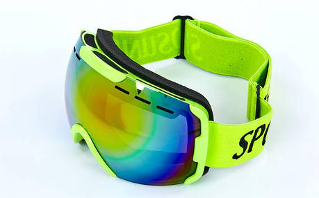 Очки горнолыжные SPOSUNE HX008, фото 2