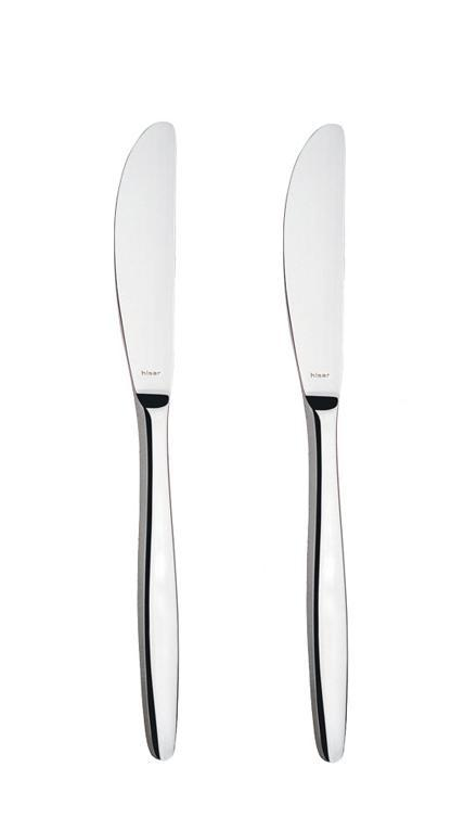 Набір ножів десертних Hisar Spike 12шт
