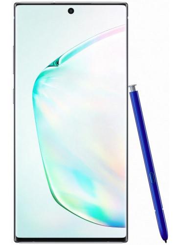Смартфон Samsung Galaxy Note 10 Plus 12/256GB Aura Glow (Silver)