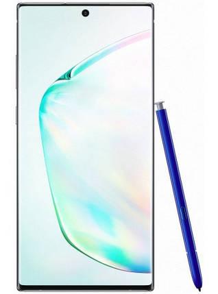 Смартфон Samsung Galaxy Note 10 Plus 12/256GB Aura Glow (Silver), фото 2