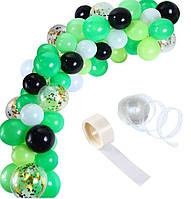 Комплект шаров для арки ( 90 шт ) 007