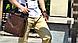 Качественная мужская сумка Polo с ручками, фото 4