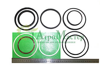 Ремкомплект гидроцилиндра подъема кузова (ремонт) (1мм) МАЗ-5551